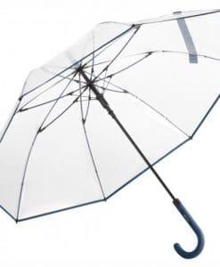 paraply genomskinligt