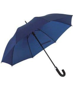 Paraply navy blått
