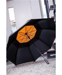 Material glasfiber paraplyet