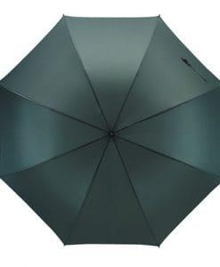 grått golfparaply