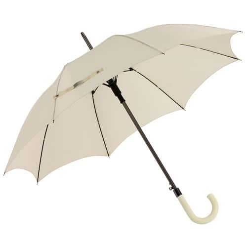 ljusbeige paraply