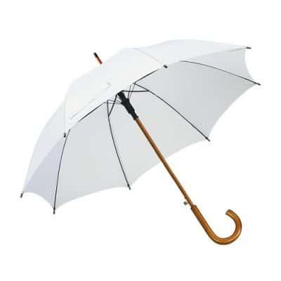 vitt paraplyet