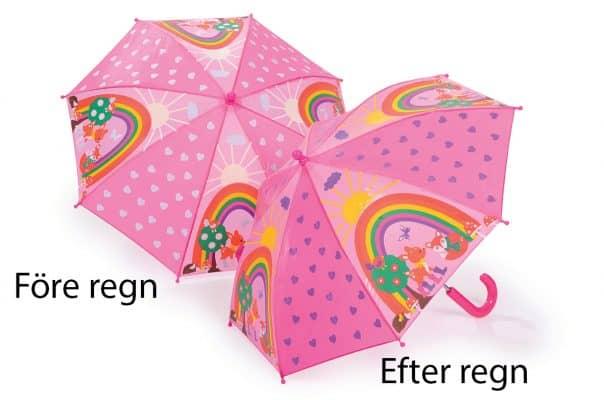 ett barnparaplyet