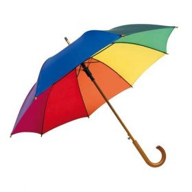 paraply regnbåge