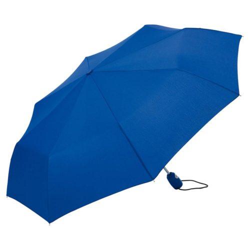 Euro blått paraply