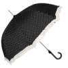 Paraply Retro svart